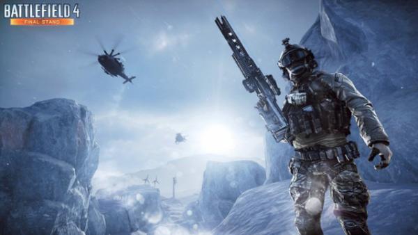 В Battlefield 4 появится композитный лук и нож с сошками