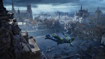 Технологии NVIDIA GameWorks в Assassin's Creed: Unity
