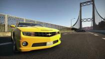 ����������� Mustang GT � Camaro SS � ����� �������� World of Speed