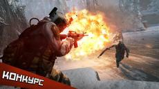 Зима в Warface и наш конкурс: выиграй фирменную гарнитуру, коврик и VIP-статус для игры!