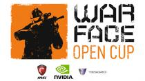������ ������ Warface Open Cup ������� �� ������� �����