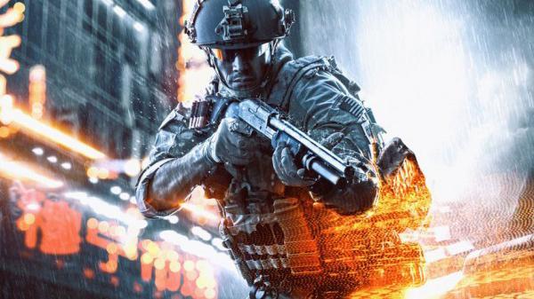 Как выглядят карты Battlefield 4 в ночное время