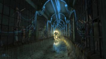 Концепт-арты отмененной экранизации BioShock