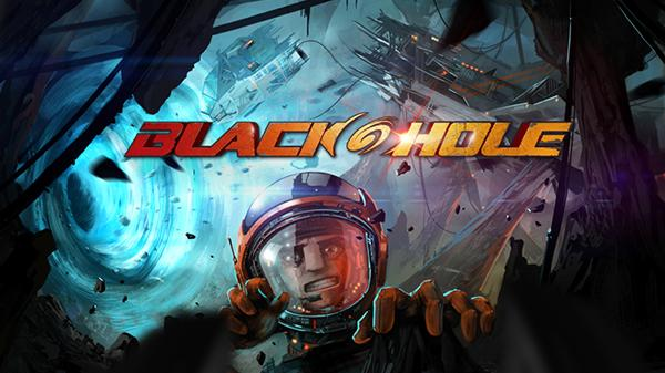 Сюжетный трейлер Blackhole, платформера о мире внутри черной дыры