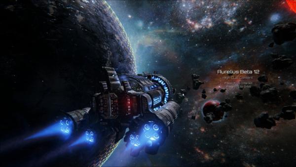 Бывшие разработчики Battlefield объединились для создания космосима Into the Stars