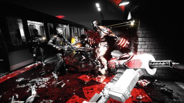 Утопающие в крови скриншоты Killing Floor 2