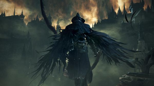 Трансформация оружия в альфе Bloodborne