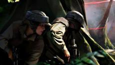 На концепт-арте Star Wars: Battlefront изображена планета Эндор