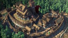 Вестерос из«Игры престолов» воссоздается вMinecraft силами 125 энтузиастов