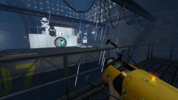 Portal Stories: Mel— впечатляющая модификация для Portal2