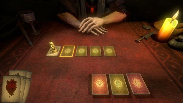 Релиз карточной RPG Hand of Fate состоится на следующей неделе