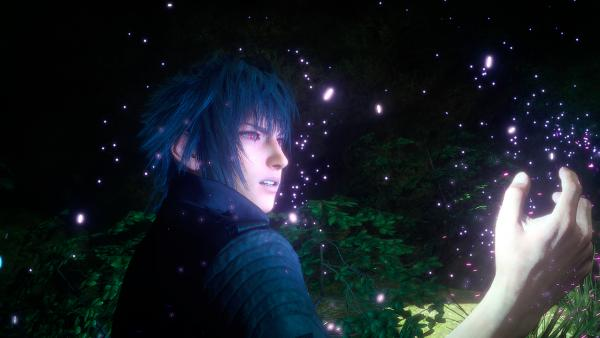 Новые скриншоты демоверсии Final Fantasy 15