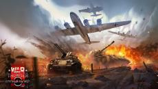 War Thunder: самые большие машины Второй Мировой вобновлении 1.47 «Крупный Калибр»