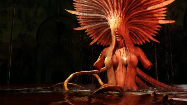 Новая информация и видео об отмененной Legacy of Kain: Dead Sun