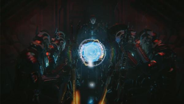 Новый сюжетный трейлер Skyforge— Тень над Элионом