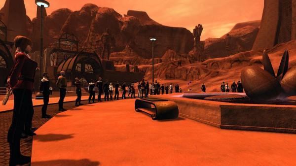 Игроки Star Trek Online отдали дань уважения памяти Леонарда Нимоя, исполнившего классическую роль Спока