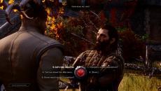 Мод для Dragon Age: Inquisition позволяет завести мужской роман с Блэкволлом