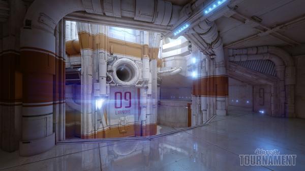 Геймплейный трейлер новой Unreal Tournament на DirectX 12