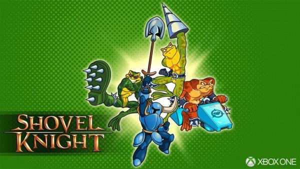 Герои Battletoads появятся в Shovel Knight на Xbox One