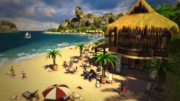 Tropico 5 выходит на PS4 в апреле