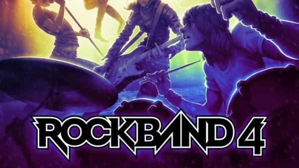 Подтверждена Rock Band 4 для Xbox One и PS4 с поддержкой старых инструментов и 2168 песен