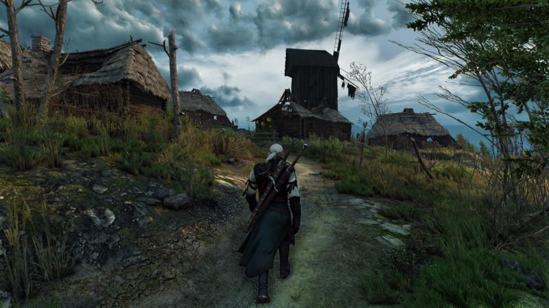 The witcher 3 4k требования