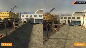 ������� ������� ����������� ����������� Half-Life 2: Update