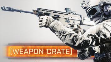 Состав нового DLC для Battlefield 4— Weapon Crate