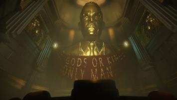 Вступительная сцена BioShock на CryEngine 3