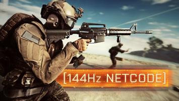 Тикрейт в Battlefield 4 будет повышен до 144Гц
