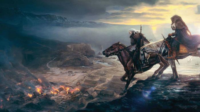 скачать игру Witcher 3 Wild Hunt через торрент от механиков - фото 5
