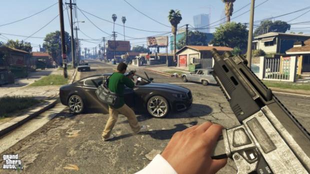 Первый мод к GTA 5 дает бесконечные патроны и неуязвимость
