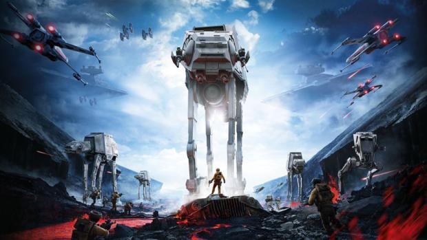 В Star Wars: Battlefront будут битвы для 40 игроков и возможность взять роль Дарта Вейдера или Боба Фетта