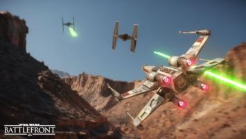 В Star Wars: Battlefront разрушения окажутся поскромнее, чем в Battlefield