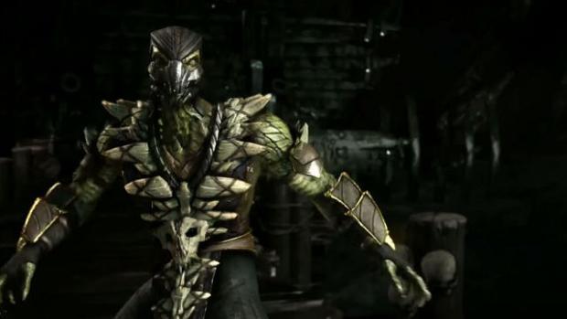 В Mortal Kombat X можно отыскать скрытый бой