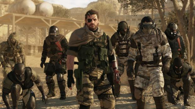 Metal Gear Solid Online будет поддерживать до 16 игроков онлайн