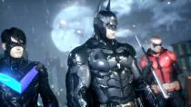 �����, �������� � ������ � ����� �������� Batman: Arkham Knight