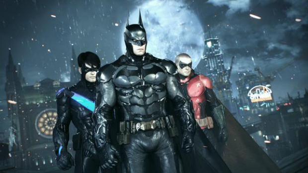 Подробности «двойной игры» вBatman: Arkham Knight