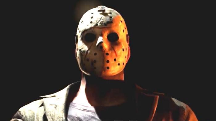 Как выглядит лицо джейсона без маски
