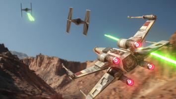 DICE работает над видом из кабины для Star Wars: Battlefront