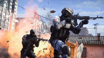 Весенний патч для Battlefield 4 выходит уже завтра