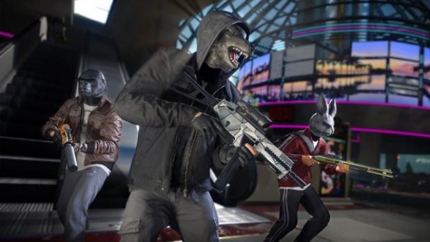 Подробности новых масок для Battlefield: Hardline