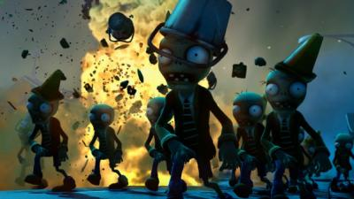 Тизер Plants vs. Zombies: Garden Warfare 2