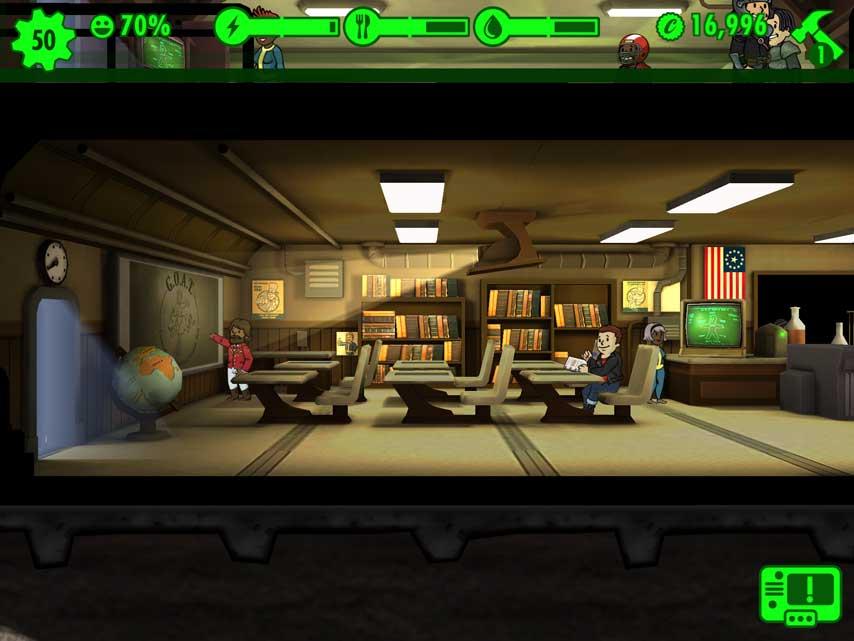 Играйте в Fallout Shelter на PC и Mac с эмулятором