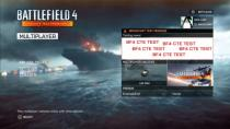 �� ��������� ������ � Battlefield 4 �� Xbox One ������ �������� �������� ����� CTE