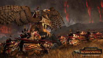 Трейлер Total War: Warhammer на движке игры