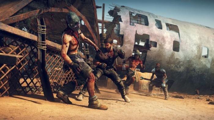 скачать бесплатно игру Mad Max через торрент на пк на русском бесплатно - фото 5