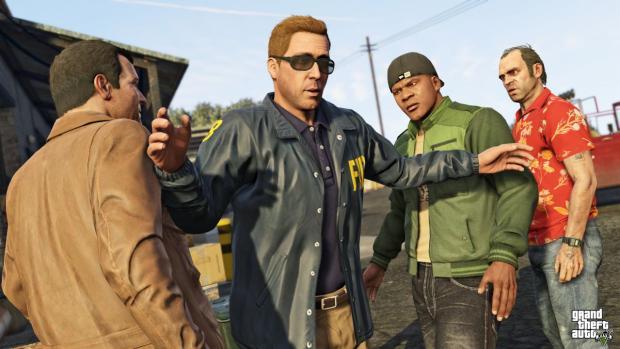 Отгружено 54 миллиона копий GTA 5