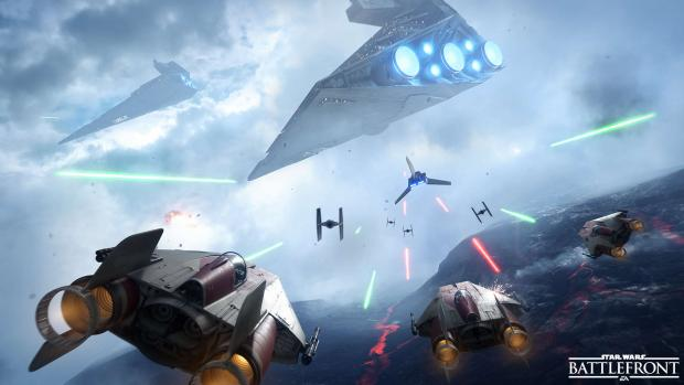 В Star Wars: Battlefront нет одиночной кампании, потому что немногие стали бы в нее играть