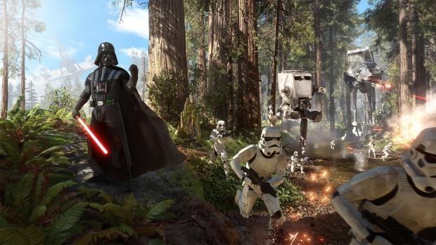 Режим «Превосходство» вStar Wars: Battlefront— это как «Захват» без кемперов